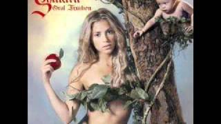 Shakira Cd Oral Fixation Vol 2 06 The Day And The Time