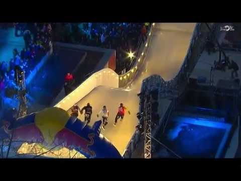 Red Bull Crashed Ice Edmonton 2015 Finals - Round of 64, Heat 3