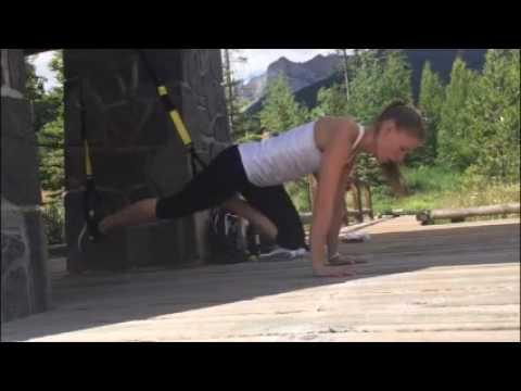 TRXMondayMove: TRX Mountain Climber