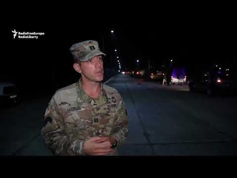 U.S. And Georgia Hold Military Drills