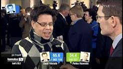 Maki Kolehmainen haastattelu - Presidentinvaalit 2012 2. kierros