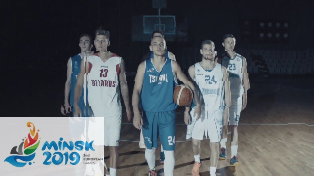 2nd European Games 2019 Basketball Trailer - YouTube