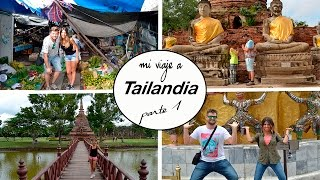 TAILANDIA - Parte 1: Bangkok, Chiang Mai, Chiang Rai, Ayutthaya