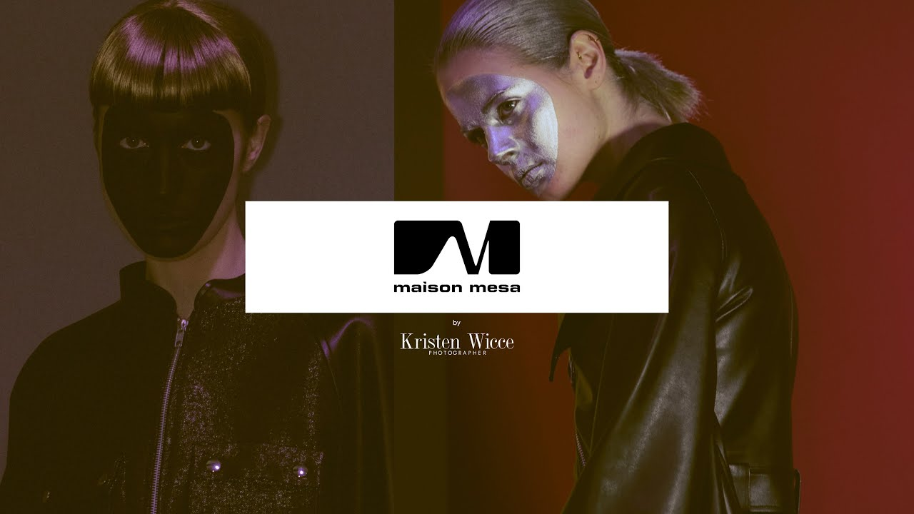 Backstage Maison Mesa | RAVE! | MBFWMadrid