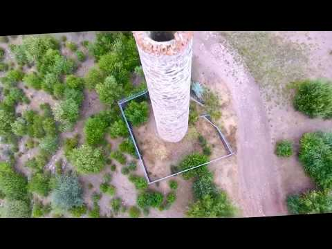 Droning Aviation Australia DAVA Drone Infrastructure Inspection Chimney Stack