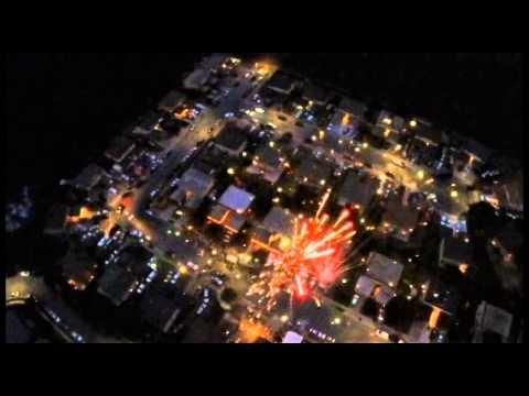 Drone exposes illegal July 4 fireworks in Salinas neighborhood