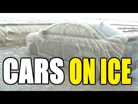 Funny Videos Of Cars Sliding On Ice