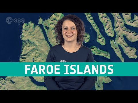 Earth from Space: Faroe Islands