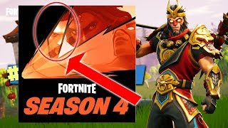 UN NOUVEAU SUPER-HÉROS À VENIR À FORTNITE? BATTLE PASS SEASON 4 NEW LEAKED PICTURE (SWEDISH)