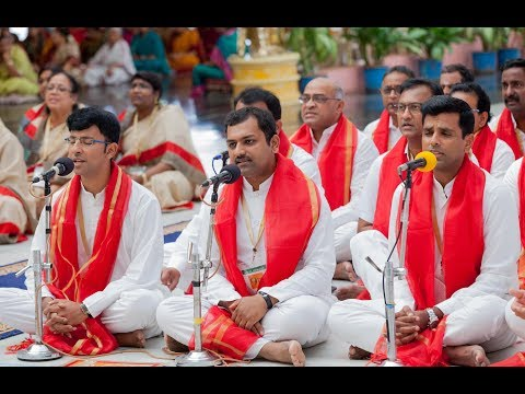 Music Program by Devotees from Middle East (Day 2) at Prasanthi Nilayam - 19 July 2017
