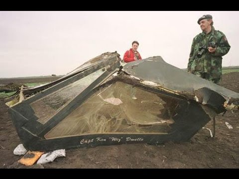 Russian Report: NATO Destroys Serbia in 1999, Serbia Destroys F-117 Nighthawk