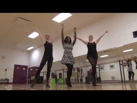 Video: New Jersey Rockettes behind the scenes