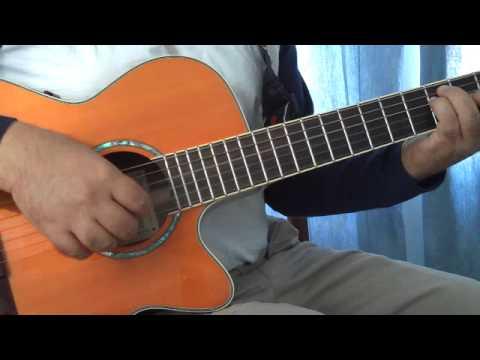 Soghati Cover (Hayedeh)سوقاتی - هایده با گیتار