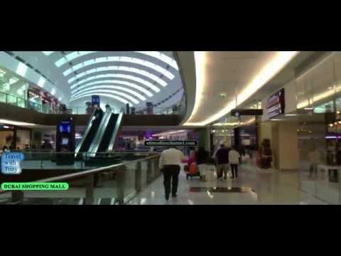 DUBAI VIDEOS - DUBAI MALL-BIGGEST IN WORLD - TRAVEL TV