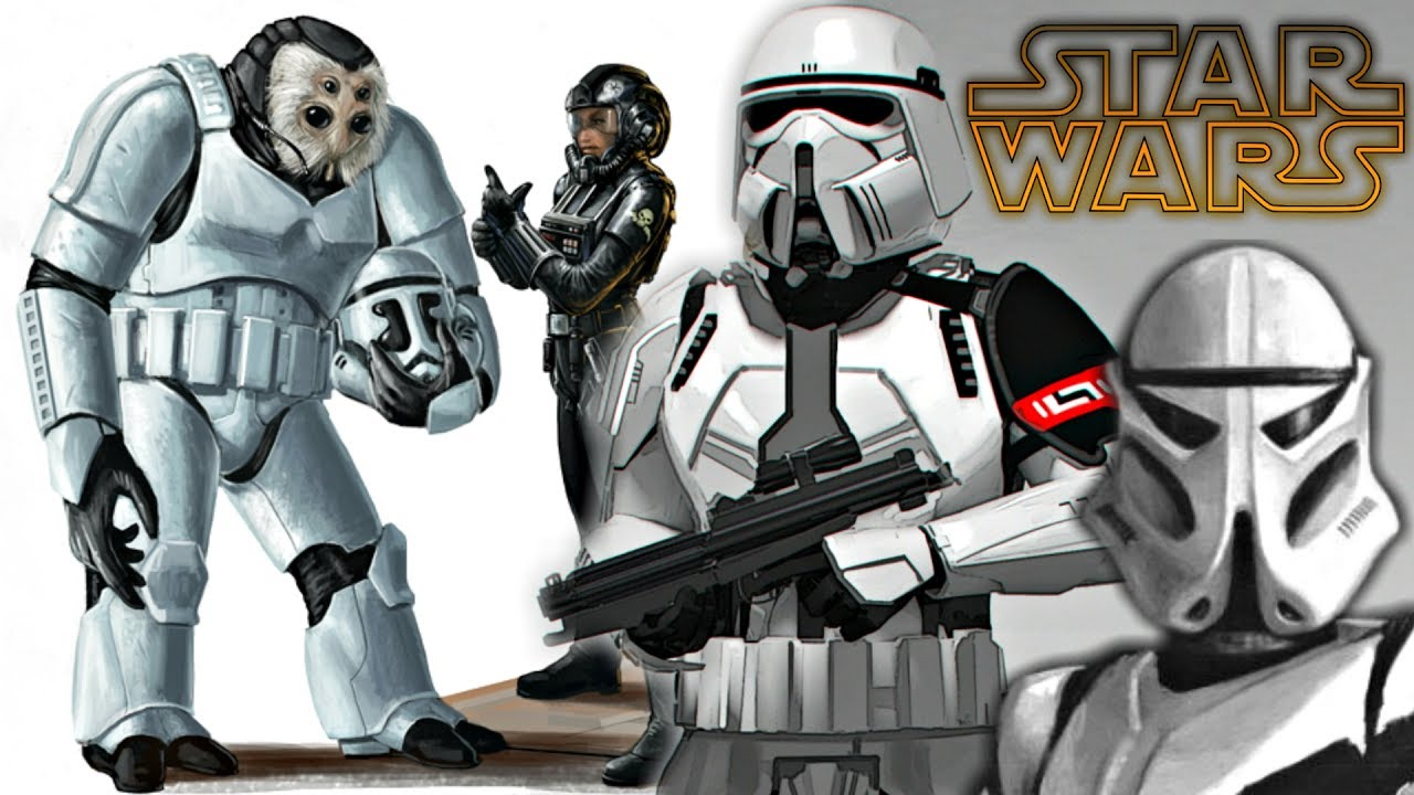 How Aliens Were Allowed To Become Stormtroopers In An Anti Alien Empire Star Wars Explained