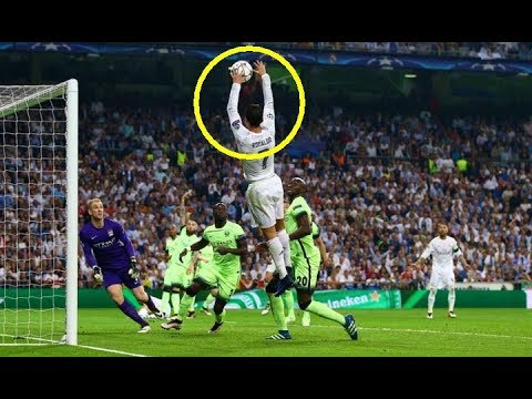 Cristino Ronaldo - Goals that Shook the Whole World