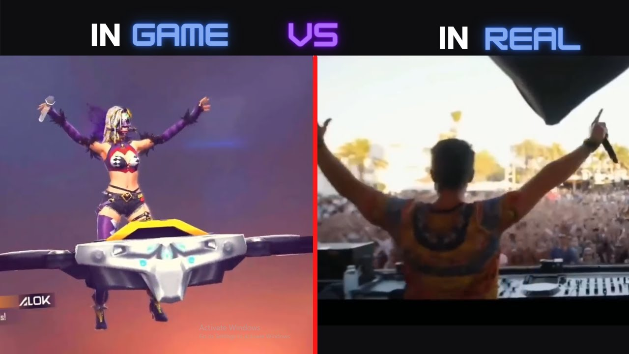 Free Fire Emotes In Real Life 😲 | Free Fire Emotes VS Real Life Emotes 😲 | Did Free Fire Copy?😲