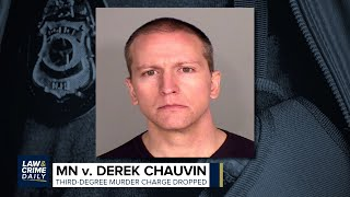 LCD: Judge Drops One of the Charges Against Ex-cop Derek Chauvin, in Alleged Murder of George Floyd