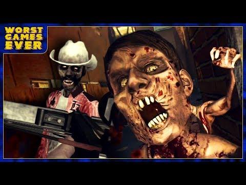 Worst Games Ever - The Walking Dead: Survival Instinct