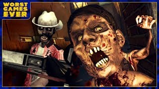 Worst Games Ever - The Walking Dead: Survival Instinct
