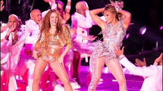 J.Lo & Shakira | 4K - Super Bowl LIV Halftime (FULL HD AUDIO SHOW/ BEHIND THE SCENES/REHEARSALES )