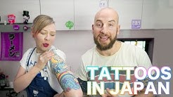 Tattoos in Japan - What You Should Know