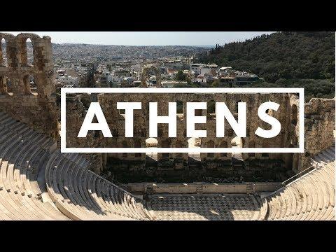 ▶︎ ATHENS TRIP 2017 (GoPro Hero 5)