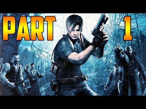 Let's Play - Resident Evil 4 [HD Remake] Gameplay Walkthrough (Part 1)