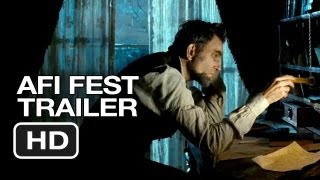 AFI Fest (2012) - Lincoln Trailer - Steven Spielberg Movie HD