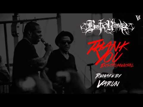 Busta Rhymes feat. Q-Tip - Thank You (Full Instrumental)