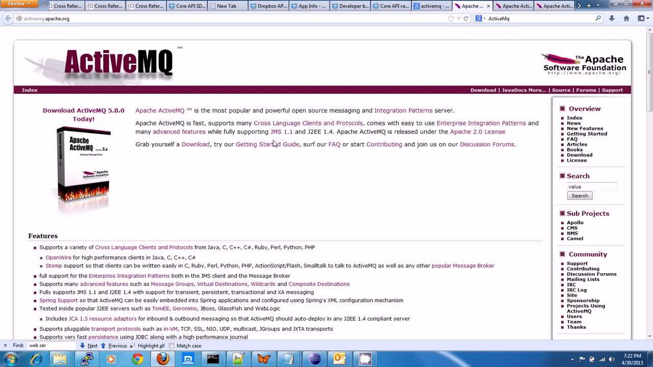 ActiveMq - MOM Message oriented Middleware Part 1 - Tamil Tutorials