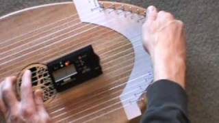 How to Tune your Reverie Harp