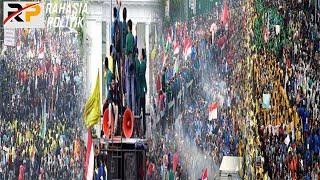 JOKOWI BAKALAN LENGSER! BESOK BAKAL Ada D3M0 BESAR2AN di Istana Negara Saat Setahun Jokowi-Ma'ruf