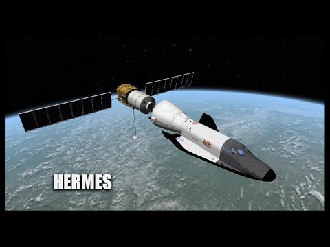 Hermes - Orbiter Space Flight Simulator 2010