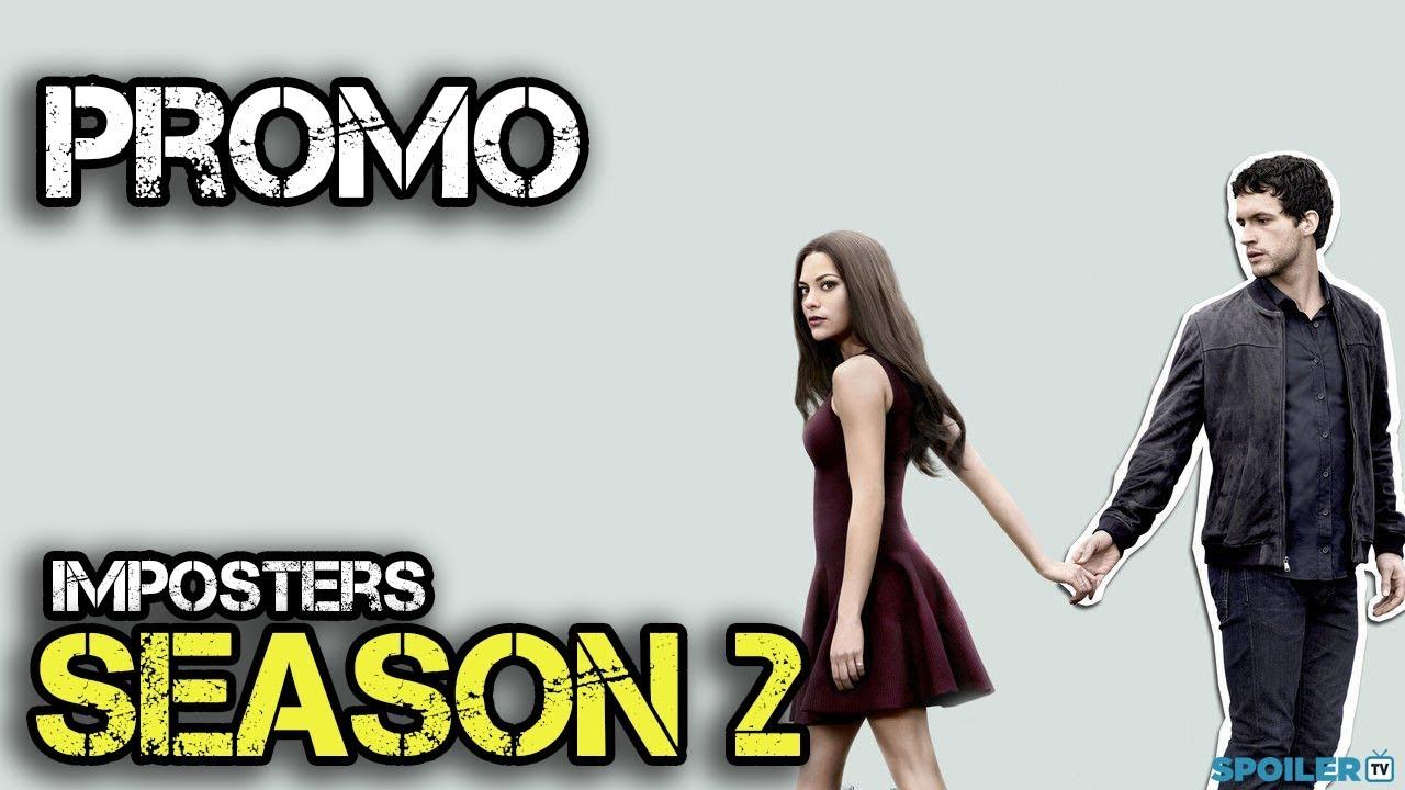 Download Imposters Season 2 Promo