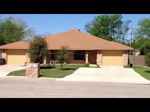 Duplex for Rent in Harker Heights 2BR/2BA by Harker Heights Property Managers
