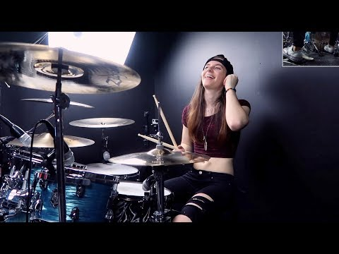 Enter Sandman - Metallica - Drum Cover