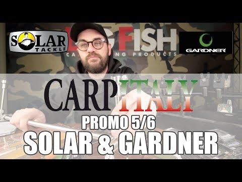 CARPITALY  2018 - SOLAR E GARDNER - EPISODIO 5/6 PROMO