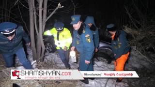 Ավտովթար Կոտայքի մարզում  նախկին բռնցքամարտիկը Volkswagen ով վթարի է ենթարկվել և տեղում մահացել