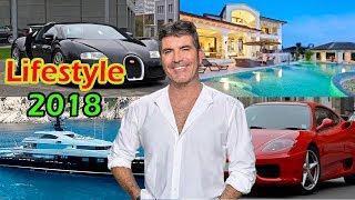 Simon Cowell's Luxury Lifestyle 2018