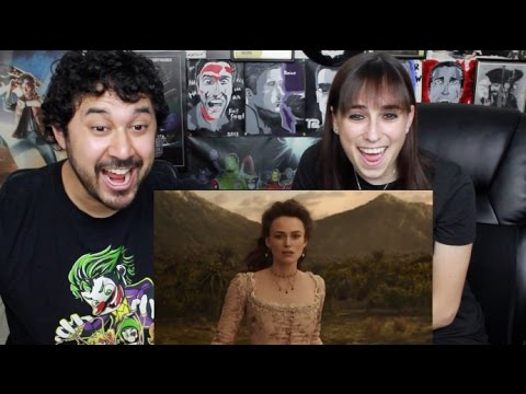 Pirates of the Caribbean: Dead Men Tell No Tales Intl Trailer #2 REACTION & REVIEW!