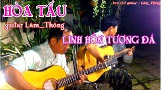 Linh Hồn Tượng Đá * hòa tấu guitar Lâm_Thông * ST Mai Bích Dung