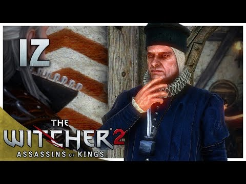 Let's Play The Witcher 2 Blind Part 12 - Nekker and Endregas [Assassins of Kings Enhanced Gameplay]