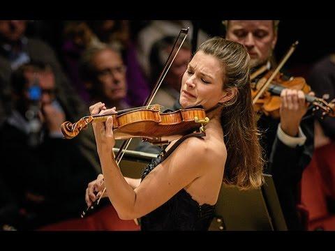 Janine Jansen,  Anders Eliasson's Violin Concerto Einsame Fahrt
