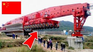 5 Cỗ Máy Quá Hiện Đại Mà Trung Quốc Phát Minh Khiến Thế Giới Sửng Sốt