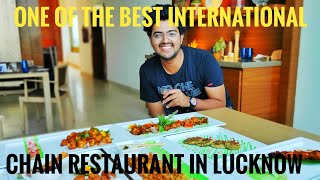 ||One of the Best International Chain Restaurant in Lucknow||Hilton Garden Inn Lucknow||