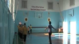 Чистенский Увк, урок физической культуры))))