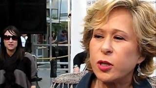 Interview with Yeardley Smith (The voice of Lisa Simpson) - Allie Is Wired