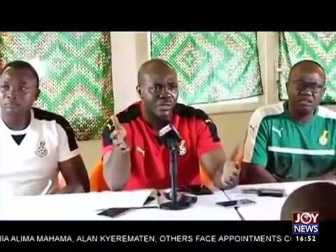 Ghana Sports - The Pulse Sports on Joy News (23-1-17)
