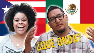 Different Ways Latinos Say 'Hello'